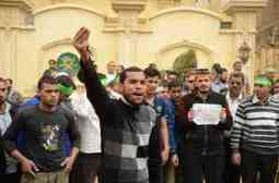 Brotherhood accused of storming mosque | Égypt-actus | Scoop.it
