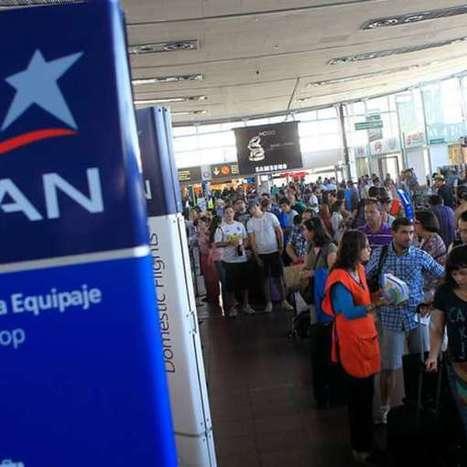 LAN prevé 15 mil pasajeros diarios en vacaciones de invierno - Terra Chile | FLETAMENTO DE AVIONES Y VUELOS CHARTER | Scoop.it