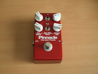 Wampler Pinnacle | musical instrument | Scoop.it