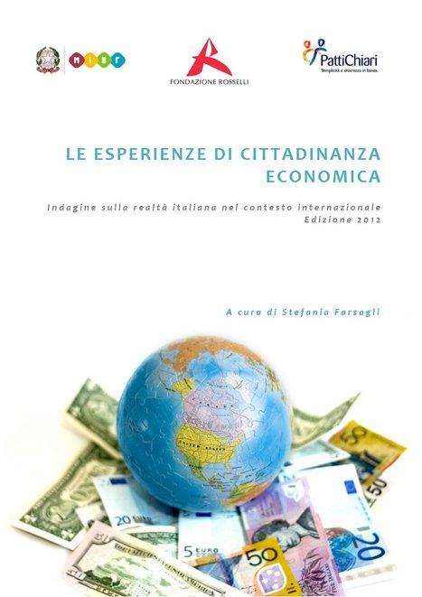 Educhiamo alla cittadinanza economica: L'osservatorio della Fondazione Rosselli sui programmi educativi italiani | Stefarsagli | Scoop.it