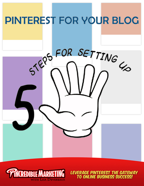 5 Steps for Setting up your Blog for Pinterest | Pinterest Marketing for Business | Scoop.it