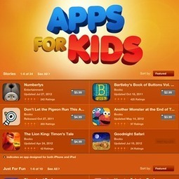 How to Find Top Recommended iPad & iPhone Apps for Kids in the App Store — Groovin' On Apps | Social Media: Changing Our World of Education | Scoop.it