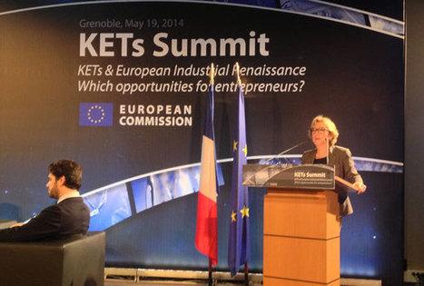 Ouverture du sommet européen sur les KETs   Enseignement Supérieur et Recherche en France   Scoop.it