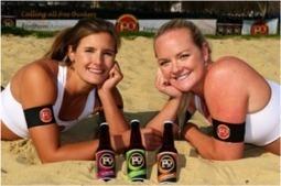 La marque de bière Fordham parraine 2 volleyeuses britanniques aux JO de Londres | Actualité Bière | Scoop.it