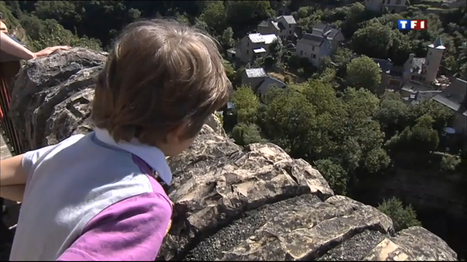 Vidéo TF1 - Journal 13h : le trou de Bozouls | Echappées belles en Aveyron | Scoop.it