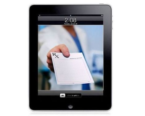 The iPad Helps Pharmaceutical Reps Influence Prescribing Practices Among ... - Cult of Mac | medcomms | Scoop.it