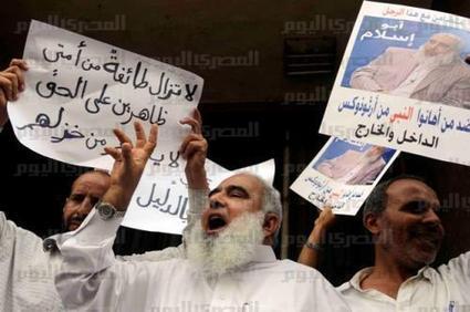 Prosecutor general to summon Salafi preacher over 'contempt of religion' | Égypt-actus | Scoop.it
