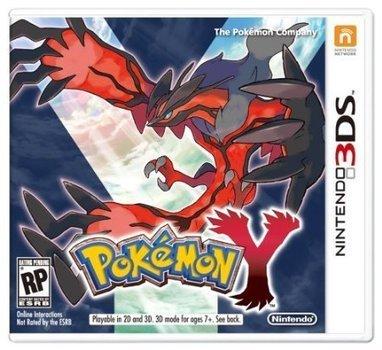 Pokémon Y | Gamungo Game News | Scoop.it