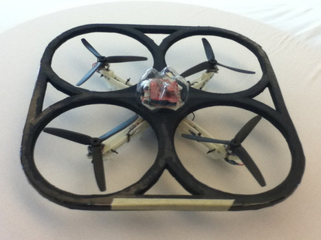 $200 DIY Quadcopter Made From 3D Printer - Codeduino | Arduino Projects | Scoop.it