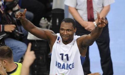 Basket - Pro A - Piétrus, le guerrier est de retour - Sport 24 | Basket (européen, international, NBA) | Scoop.it