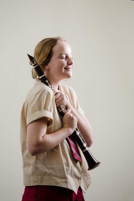 Lucinda's talent blows them away - Northern Star | Clarinet Reeder | Scoop.it