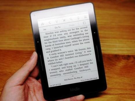 Amazon Launched Its Best E-Reader Kindle Voyage 3G | TechOpti | Tech Updates | Scoop.it