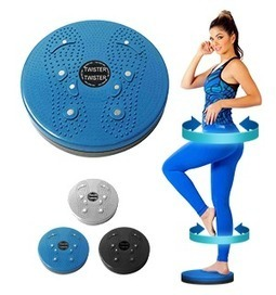 Figure Twister Exercise Platform | Exercise Equipment and Fitness Products | Scoop.it