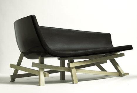 Adna Chaise by David Weeks Studio | Art, Design & Technology | Scoop.it
