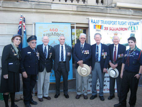 460 Squadron - Anzac Day Brisbane | All ANZACS are heroes | Scoop.it