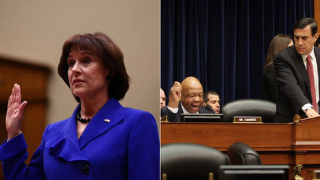Video: IRS hearing explodes: Politicians react | AP Government & Politics | Scoop.it