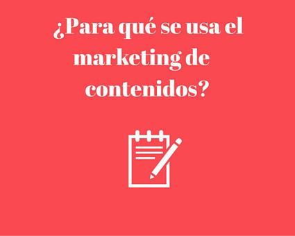 ¿Para qué se usa el marketing de contenidos? | Email marketing | Scoop.it