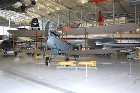 Almost, but not quite, 100% wrong - the de Havilland D.H.9, IWM Duxford | Warbirds | Scoop.it