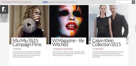F.TAPE | Fashion Directory | Beaux sites WordPress | Scoop.it