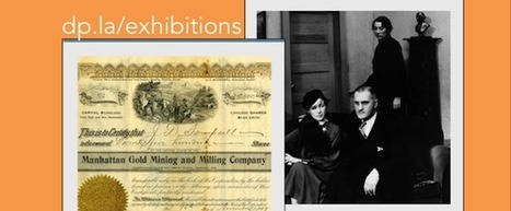 Digital Public Library of America » Blog Archive » New Exhibitions launch on dp.la/exhibitions as part of pilot project with library science students | Libraries & Archives 101 | Scoop.it