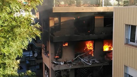 One dead and 17 injured in apartment block explosion in Barcelona | spanish news in english | Scoop.it