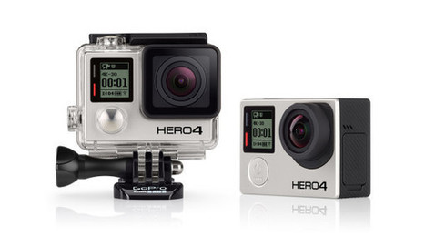 GoPro Hero 4 aggiunge lo streaming video in HD - Wired.it | Eventi in Video Streaming | Scoop.it