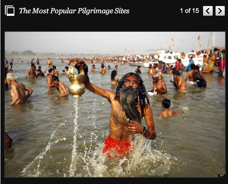 Pilgrimage: 14 Of The World's Most Popular Spiritual Destinations | Places of Religious and Spiritual Significance | Scoop.it
