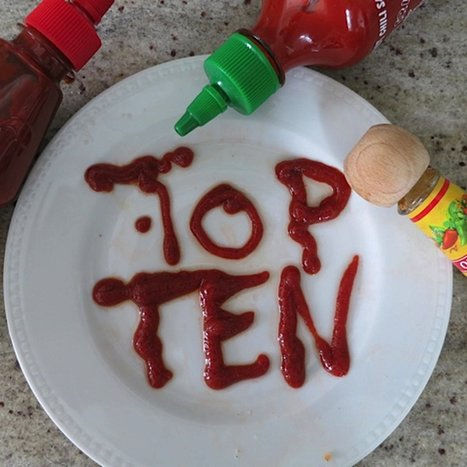 Power-ranking the 10 best hot sauces on Earth | Scratch Cooking | Scoop.it