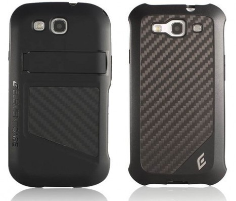 Element announces two new cases for the Galaxy S4 - Enter to win one now! | Android Central | Just Android! | Scoop.it