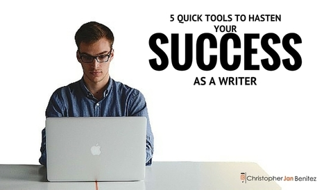 Writing Tools for Success: 5 Sites That Make Writing Easier | Scriveners' Trappings | Scoop.it