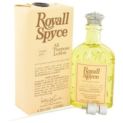 Reviews this ROYALL SPYCE by Royall Fragrances All Purpose Lotion / Cologne 4 oz for Men | The Perfume Shop | Scoop.it