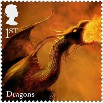 Mythical Creatures at Royal Mail Stamps Series | UTAOT | Anthropomorphism | Scoop.it