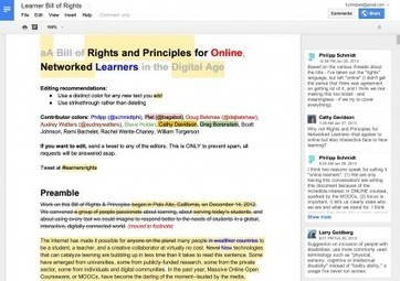 Editor's Choice: Collaborative and Public Writing Techniques for Google Docs | Digital Humanities Now | My Projects | Scoop.it
