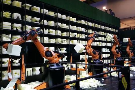 Robots e impresoras 3D revolucionan el día a día - Vanguardia Liberal   REALIDAD AUMENTADA Y ENSEÑANZA 3.0 - AUGMENTED REALITY AND TEACHING 3.0   Scoop.it
