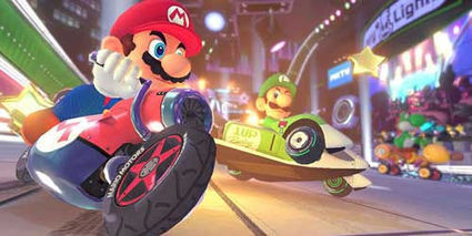 Mario Kart 8 helped boosts UK Wii U hardware sales by 666% | myproffs.co.uk - Technology | Scoop.it