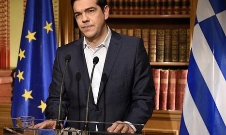 Syriza can't just cave in. Europe's elites want regime change in Greece | Seumas Milne | Peer2Politics | Scoop.it