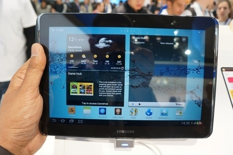 How enterprises can tackle the bring-your-own-tablet challenge | Do the Enterprise 2.0! | Scoop.it