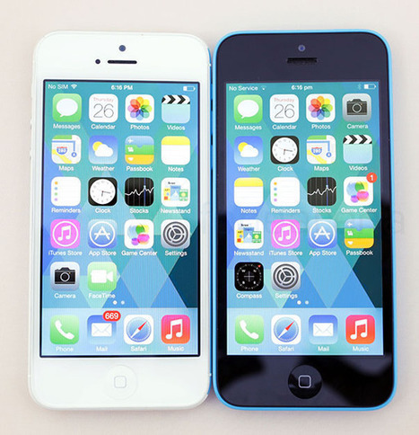 iOS 10 Features That Are Not Available on iPhone 5 and iPhone 5C | Great technology tips from the Geek Goddess | Scoop.it
