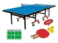 Buy TTFI Approved Table Tennis Table Online, Price, Outdoor, Indoor, India   Sports and Fitness Equipment   Scoop.it