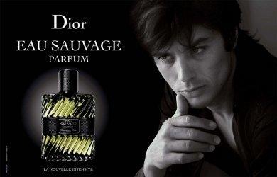 Publicité Eau Sauvage de Christian Dior   Parfum et Publicités de parfum   Scoop.it