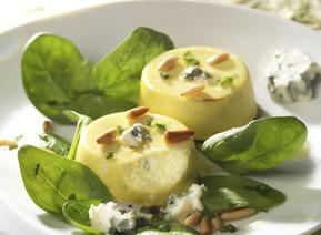 Fondant au roquefort | Mynspiration cuisine | Scoop.it