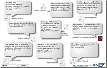 Integración de twitter en presentaciones de PowerPoint » DigiZen: Un blogfesor Aprendiendo   el mundo doscero   Scoop.it
