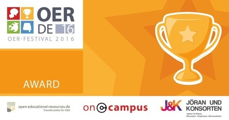 OER-Award 2016: Die Nominierten stehen fest - open-educational-resources.de | Moodle and Web 2.0 | Scoop.it