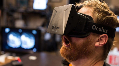Facebook acquires Virtual Reality Headset Company | The Future of Computer Graphics | Scoop.it