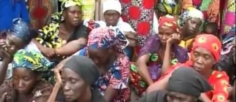 VIDÉO. Nigeria : des lycéennes rescapées témoignent après leur enlèvement   CDI Descartes-Montaigne infos   Scoop.it