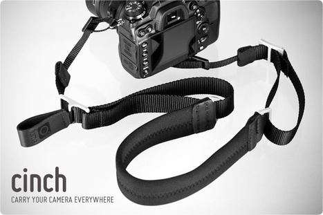 "Cinch - a new easy to use camera strap? | ""Cameras, Camcorders, Pictures, HDR, Gadgets, Films, Movies, Landscapes"" 