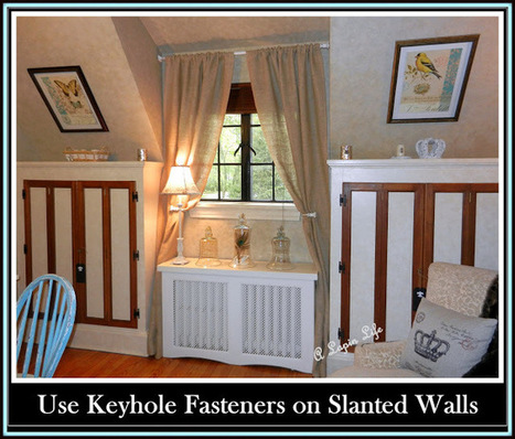 A Lapin Life: How to Decorate Slanted Walls?   How to Decorate Slanted Walls   Scoop.it