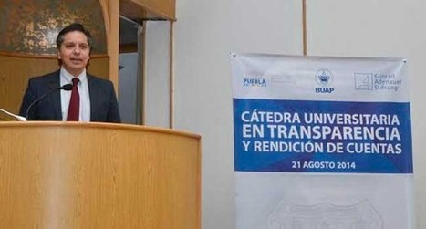 México, al parejo en tema de gobierno abierto: Bohórquez - Angulo7   Open Gov Chile   Scoop.it