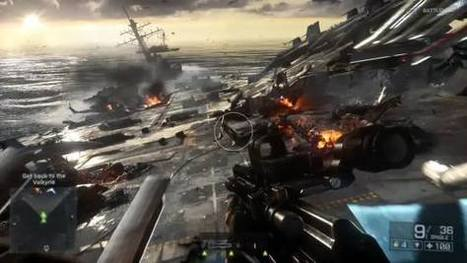 Electronic Arts: No more Battlefield 4 expansions until 'we sort out all' of the game's problems | Games Market Overview | Scoop.it