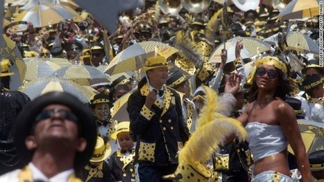 Cape Town draped in color for 'slave' carnival - CNN | Carnavales de Panama | Scoop.it